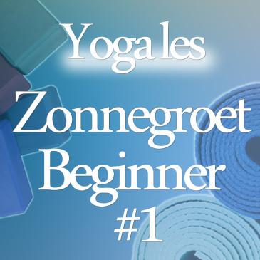 Zonnegroet | Beginner #1