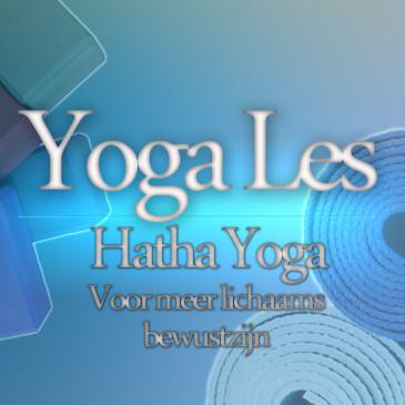 Hatha Yoga voor meer lichaamsbewustzijn