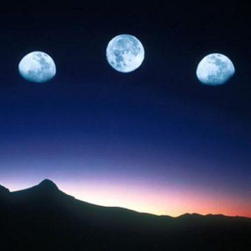 Volle Maan Meditatie oktober | Harmelen