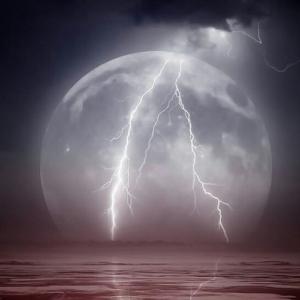 Volle maan augustus '16