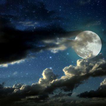 Wauw…alweer de laatste volle maan van 2016