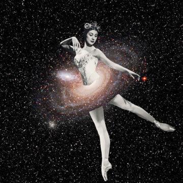 Dans de dans van licht en schaduw met de Nieuwe Maan in Weegschaal