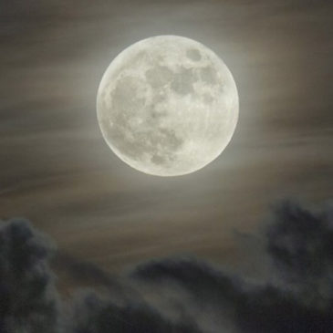 Oogstmaan | Heel jezelf met de Volle Maan in Ram